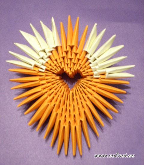 Где в интернете можно найти схемы оригами.  - Генон.