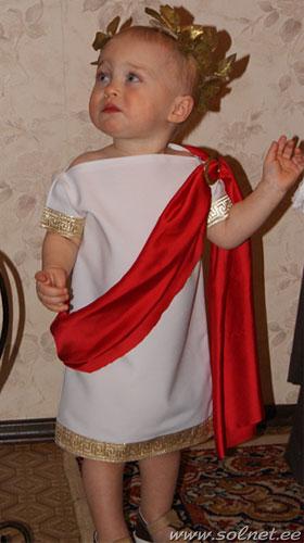 Цезарь костюм своими руками
