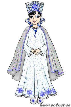 Королевы рисунок