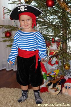 Новогодний костюм для мальчика 3 года своими