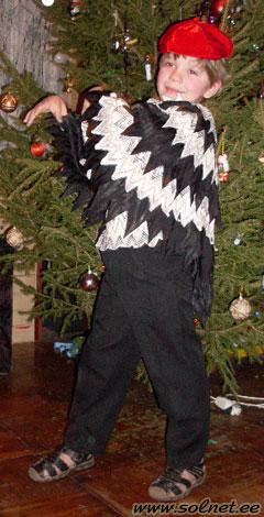 Детский костюм кукушки фото