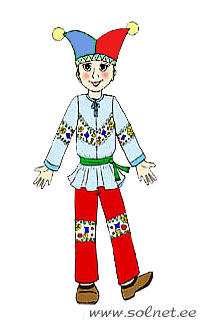 фото петрушки сказочного героя