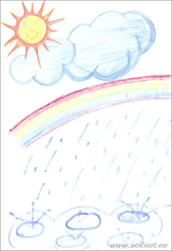 Детские раскраски в рамках