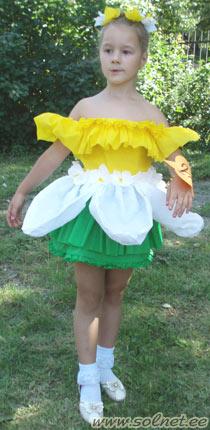 Карнавальные костюмы  из бумаги 142