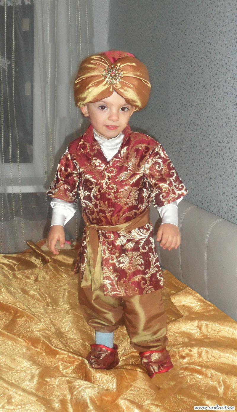 Новогодний костюм султана своими руками фото 243