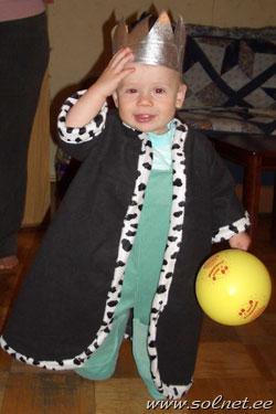 Король. Детский карнавальный костюм. Новогодний костюм ... - photo#30
