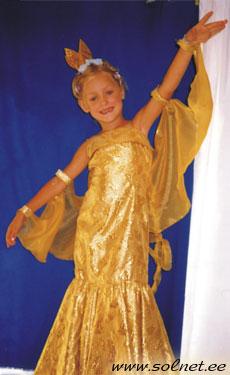 фото костюмы золотых рыбок детские новогодние
