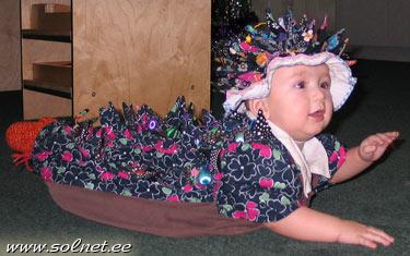Подскажите новогодний костюм для грудничка. :: Сибмама - Рецепт весеннего настроения!