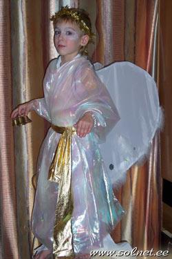 купить костюм ангела детский