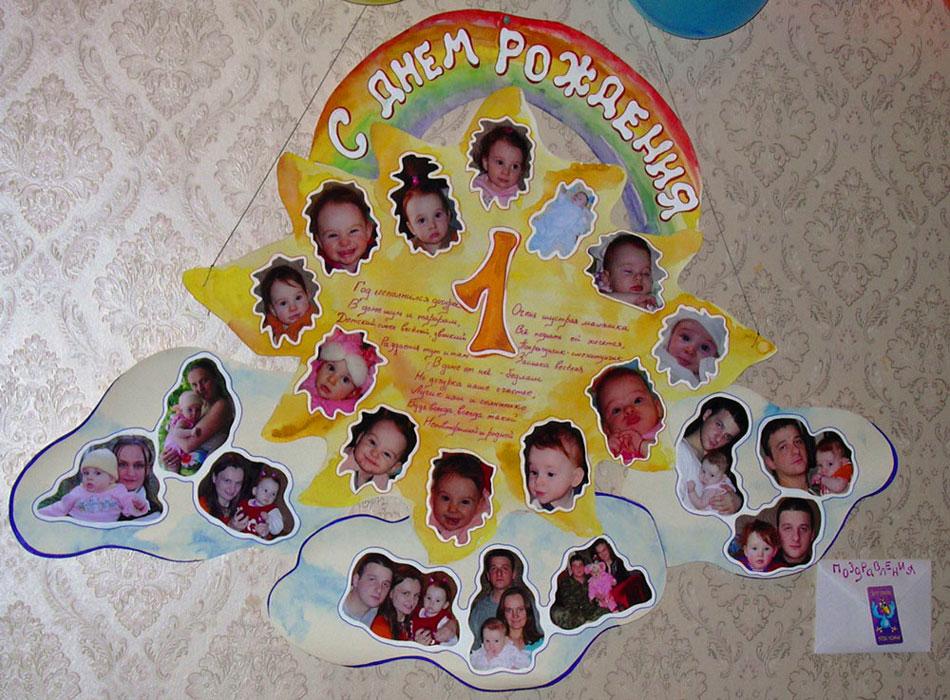 Начало. плакаты для дня рождения Окончание