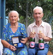 Бриллиантового шампанского узы любви