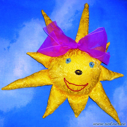 15 солнце моё