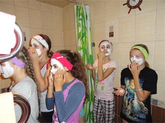Пижамная вечеринка для девочек 12 лет в домашних условиях