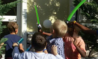 Звёздные войны. Сценарий дня рождения
