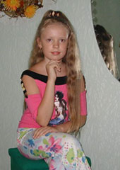 Анжелике 10 лет