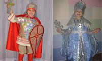 Каталог новогодних костюмов