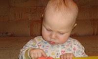 Ум ребенка – в пальчиках