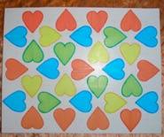 Игра Сердечки