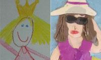 Конкурс рисунков «Милой мамочки портрет»