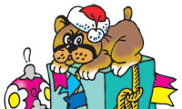 Наступает год Собаки. Новогодний стих